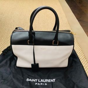 Authentic Saint Laurent duffle